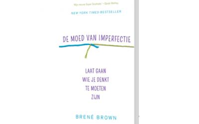 Boekentip: De moed van Imperfectie