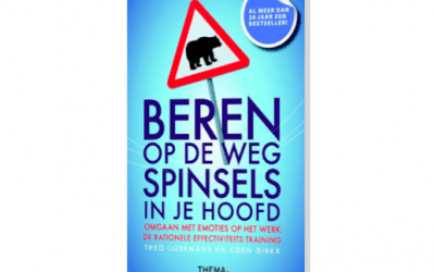 Boekentip: Beren op de weg, spinsels in je hoofd