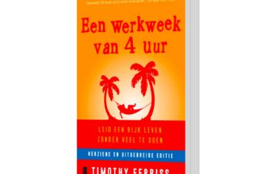 Boekentip: Een werkweek van 4 uur