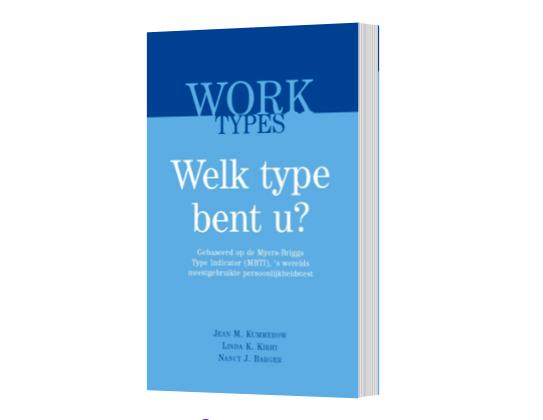 Boekentip: Worktypes (MBTI)